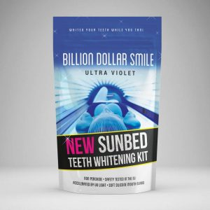 Billion Dollar Smile UV Teeth Whitening Kit