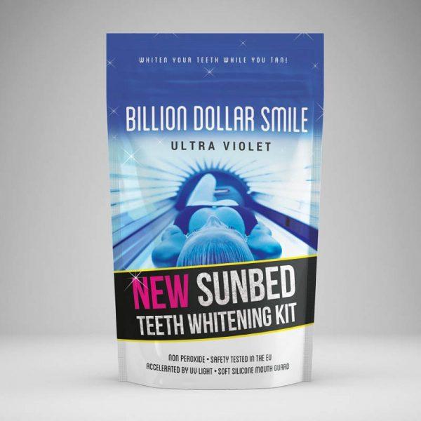Billion Dollar Smile UV Teeth Whitening Kit