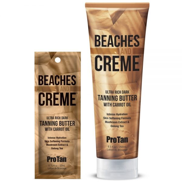 Pro Tan Beaches and Creme