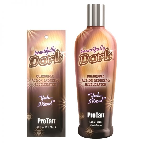 Pro Tan Beautifully Dark