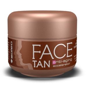 Soleo Face Tan Anti-aging Accelerator